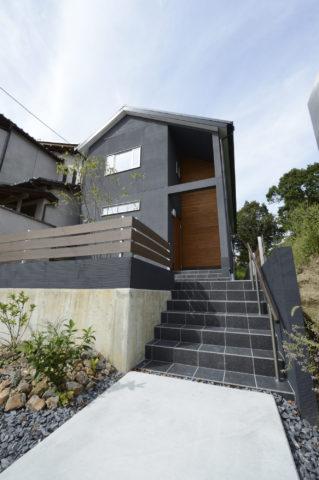 西賀茂モデルハウス